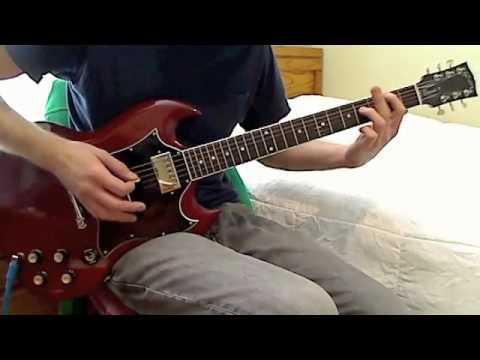 Deftones - Riviére (guitar cover) mp3