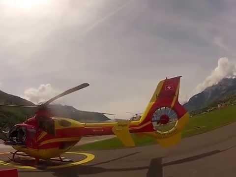 Portes ouvertes Air-Glaciers Sion le 2 mai 2015