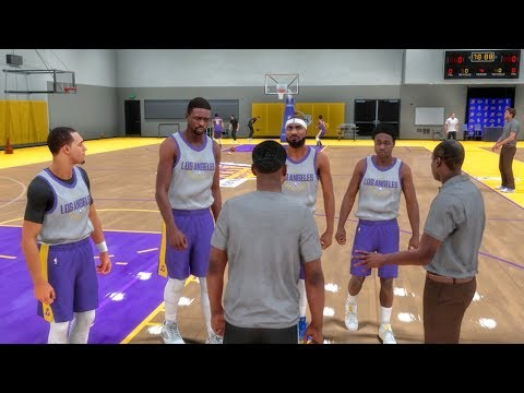 NBA 2K18 MY CAREER PRELUDE! Trying out for the LA LAKERS! Ep. 4 of 4