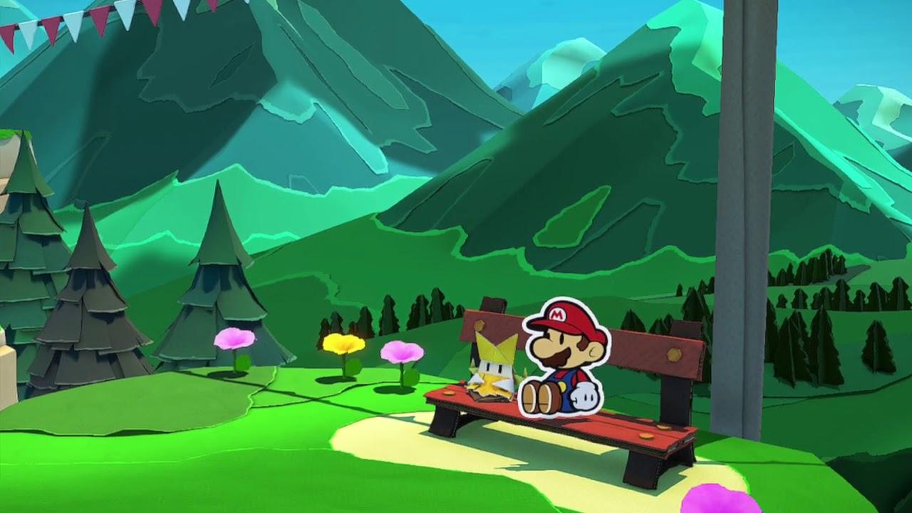 Paper Mario: The Origami King Review en Español!