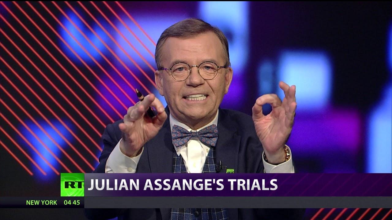CrossTalk: Julian Assange's trials