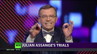 CrossTalk: Julian Assange's trials