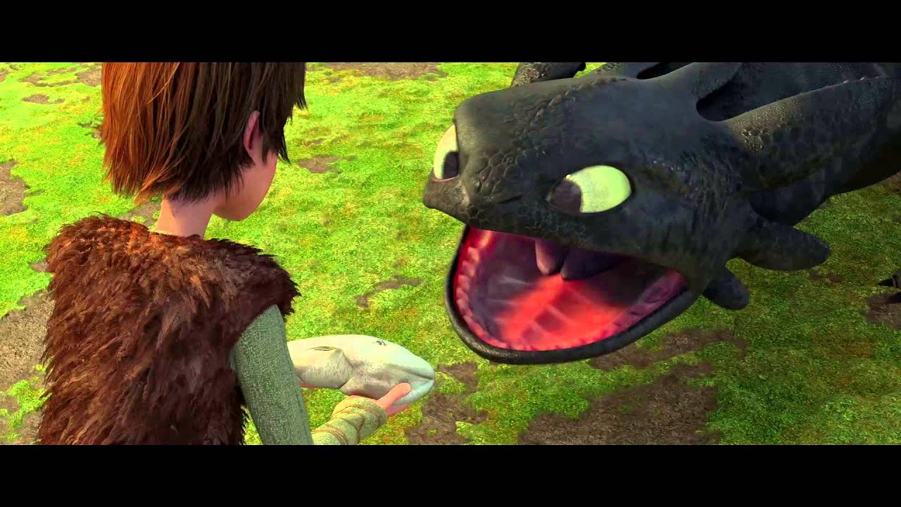 Dragon Trainer Il Film Completo E Su Chili Trailer Ufficiale Italiano Youtube