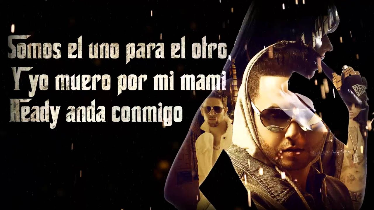 Tony Dize Feat ñengo flow y Lobo - Suelta por ahí [Lyric Video]