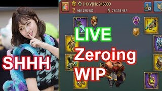 zeroing live + Q&As - 王國紀元 Lords Mobile