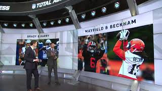 mayfield obj the most exciting quarterback wide receiver duos to watch cleveland browns