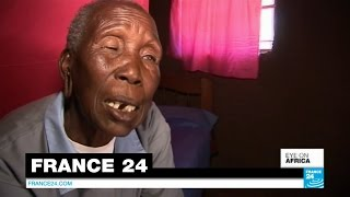 Meet 94-years-old Gogo, the world's oldest primary school pupil - KENYA