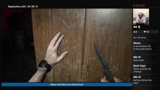 PS4-Live-Übertragung - RESIDENT EVIL 7 biohazard #04