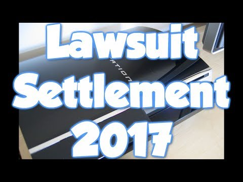 SONY PS3 Fat Class Action #Update | 'Other OS' Settlement