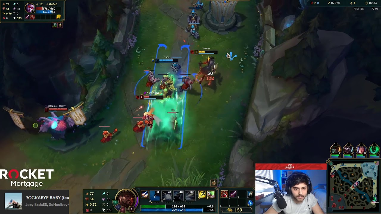 Tarzaned Twitch