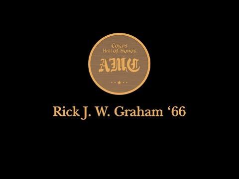 Hall of Honor 2016 - Rick J.W. Graham '66