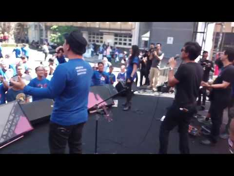 Begitu Indah (PADI) - Cover by SALTO feat Fadly Padi - Stage View