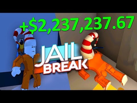 THESE TWO JAILBREAK GLITCHES GET YOU LOADS OF CASH *INSANE*