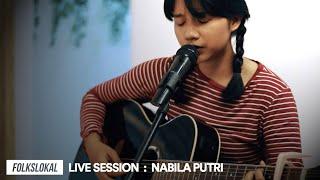 Gambar cover Live Session #5 | Nabila Putri