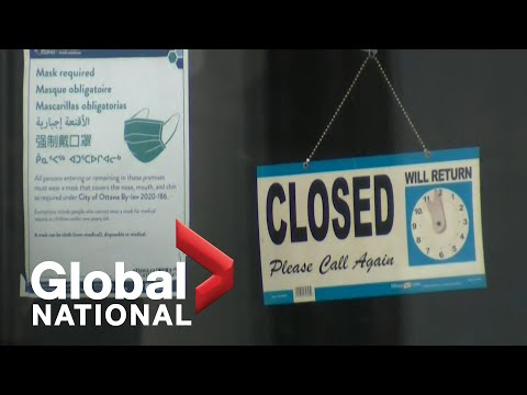 Global National: Dec. 26, 2020   Ontario locks down as 1st cases of new COVID-19 strain confirmed