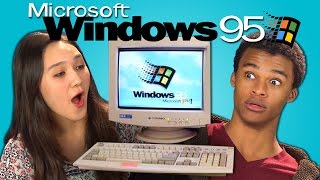 Video TEENS REACT TO WINDOWS 95 download MP3, 3GP, MP4, WEBM, AVI, FLV Desember 2017