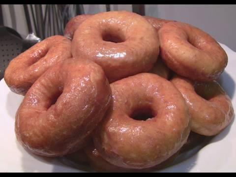Donuts caseros, cómo hacerlos receta