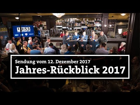 Dynamo 2017 – der große Jahresrückblick | 19:53 – Der Dresdner Fußballtalk |  12. Dezember 2017