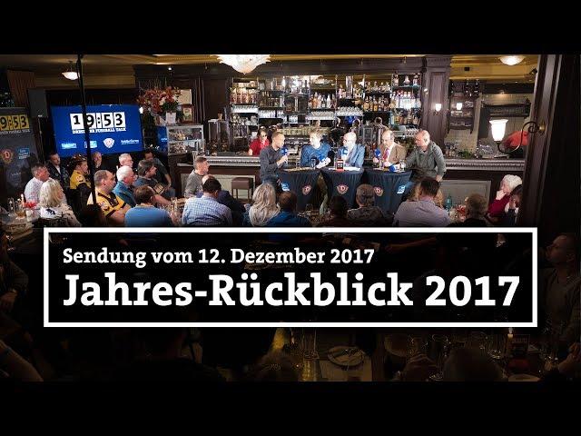 19:53 - DER DRESDNER FUSSBALL-TALK #21 Dynamo - Der große Jahresrückblick (12.12.2017)