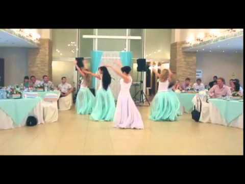Танец подруг и невесты