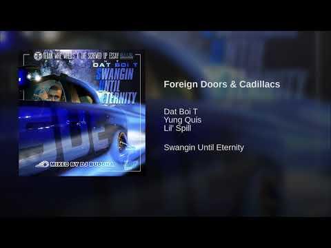 Foreign Doors & Cadillacs