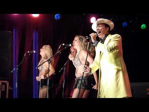 KID CREOLE & THE COCONUTS - LIFEBOAT PARTY - LIVE IN HAMPTON UK 2012