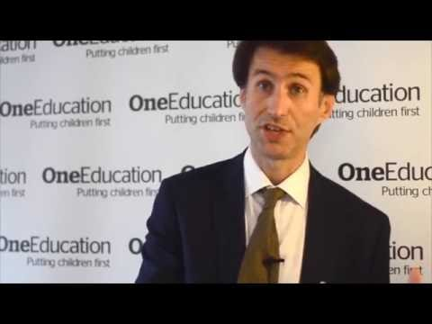 One Education interviews James Croft, author of CMRE's latest report on leadership effectiveness