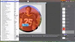 Tutorial: How to Make a Button Using Photoshop