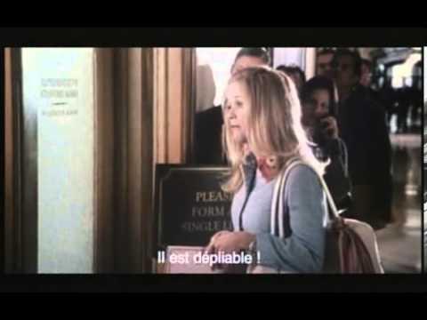 La blonde contre-attaque poster