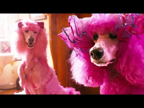PUDSEY The Dog The Movie Trailer (2016)