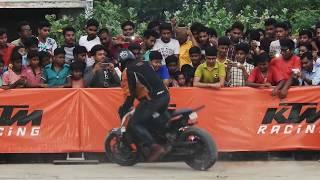 KTM Stunt Show Berhampore 2017, Team Monty || Soundtrack Watch It Burn - Camo & Krooked