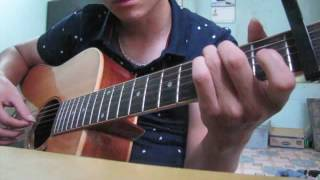 Kiếp ve sầu - guitar cover