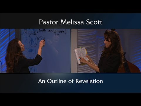 Revelation 1:19 An Outline of Revelation - Eschatology #25
