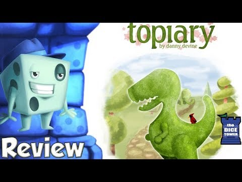 Topiary Review - with Tom Vasel