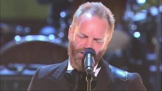 Sting   The Rising   Kennedy Center Honors Bruce Springsteen (subtítulos español)