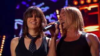 Iggy Pop & Christine Hynde (The Pretenders) - Candy