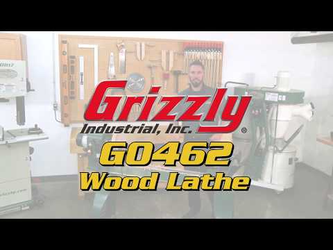 Grizzly's G0462 Wood