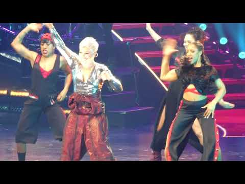 Raise Your Glass & Blow Me Pink@Capital One Arena Washington DC 41718