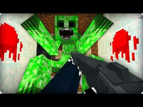 Что ты такое? [ЧАСТЬ 28] Зомби апокалипсис в майнкрафт! - (Minecraft - Сериал)