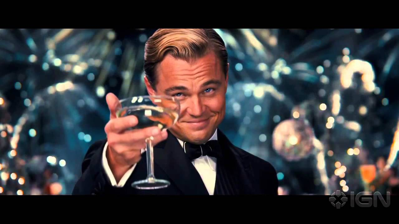 the great gatsby trailer youtube