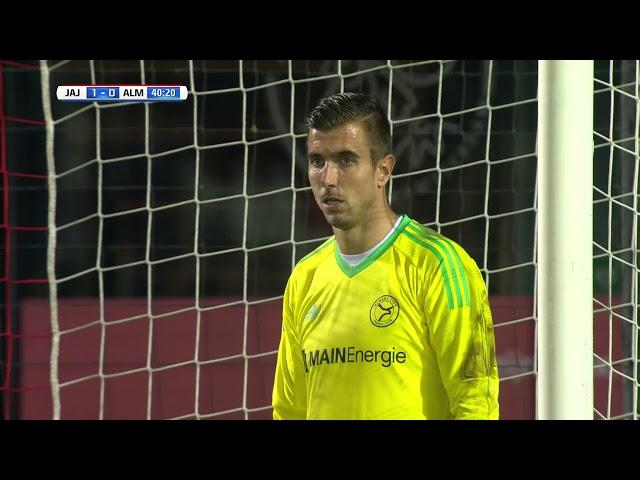 Samenvatting: Jong Ajax - Almere City FC (3-0)