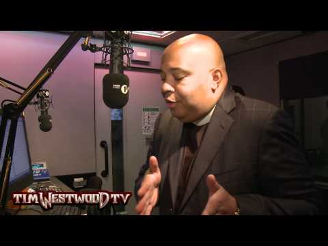 Rev Run's Blueprint of Hip-Hop interview - Westwood