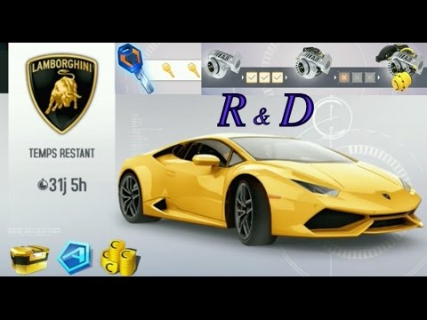 asphalt 8 lamborghini huracan r d new youtube. Black Bedroom Furniture Sets. Home Design Ideas