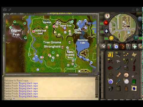 osrs how to get tree seeds