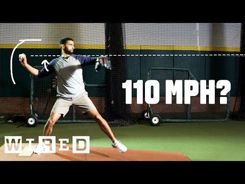 Why Its Almost Impossible to Throw a 110 MPH Fastball | WIRED