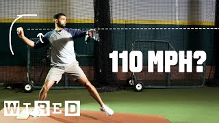 Why It's Almost Impossible to Throw a 110 MPH Fastball | WIRED