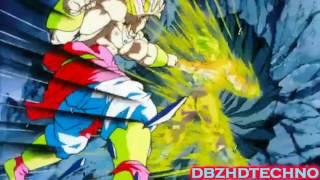 DBZ HD - Gladiator Techno Remix