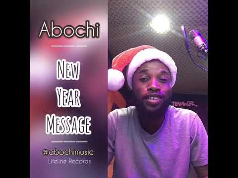 Abochi - New Year Message (Studio Session)