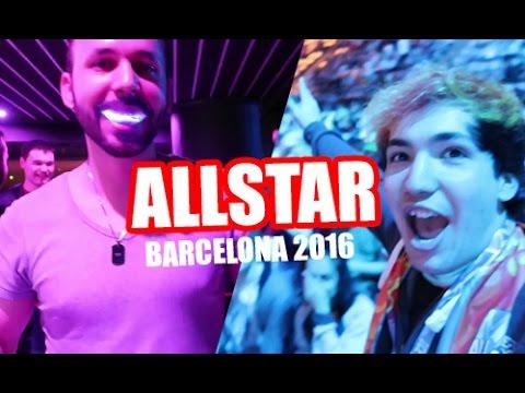 Download EINOOW EN EL ALL-STAR BARCELONA 2016 (Con Neveh y toda la tropa!)