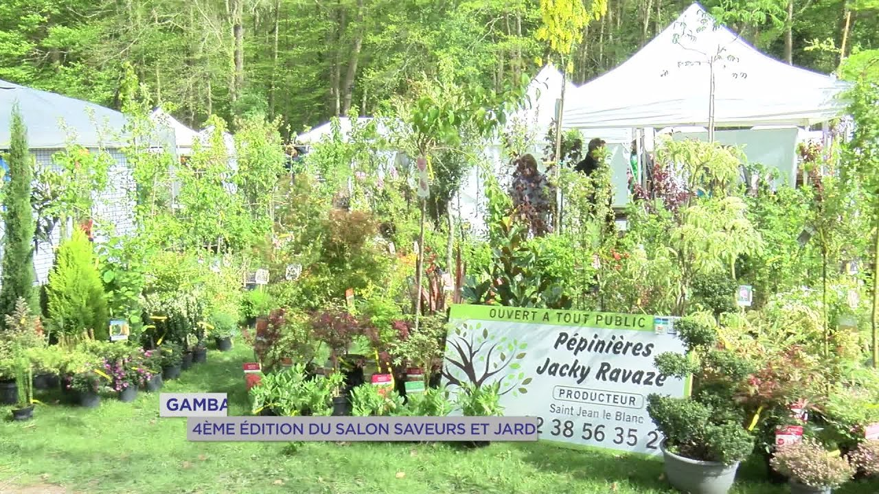 Yvelines | Gambais : 4ème édition du salon saveurs et jardins
